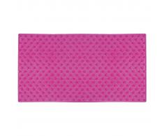 Sealskin Alfombrilla bañera de PVC Pleasure 315145850, rosa 80 x 40 cm