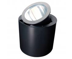 Akanua Foco empotrable para exterior regulable Luminor Vario 2010402