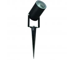 Luxform Foco LED para jardín Onyx 230 V