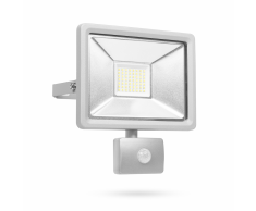 SMARTWARES Foco LED de seguridad con sensor 30 W gris SL1-DOB30