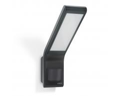 Steinel Foco con Sensor ligero para el exterior, XLED, negro