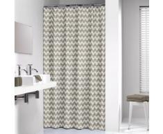 Sealskin cortina de ducha 180 cm modelo Motif 235291365 (Color Arena)