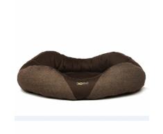 Beco Pets Cama de perro BecoBed talla XS 46x37x13 cm marrón 1566