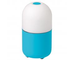 SMOOZ Bean lámpara de mesa/de noche azul con LED 4507001