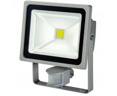 Brennenstuhl Foco LED L CN 130 PIR V2 IP44 30 W 1171250322