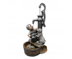 Ubbink Set fuente de agua para jardín Regina 1387045