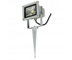 Luxform Foco LED para jardín Tauri 230 V