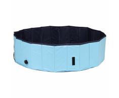 TRIXIE Piscina para perros 120 x 30 cm azul 39482