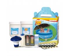 Summer Fun Conjunto Químico de Inicio para piscina