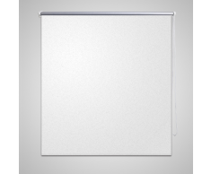 vidaXL Estor Persiana Enrollable 100 x 230 cm Blanco