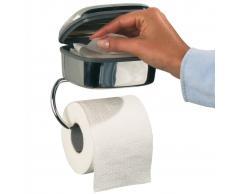 Tiger Portarrollos de papel higiénico Combi cromado 441230341