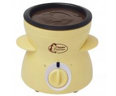 Bestron Fondué de chocolate compacto 25 W, DCM043