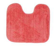 Sealskin Alfombra de baño con pedestal Doux coral 294428446, 45 x 50cm