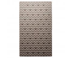 Sealskin Alfombrilla de seguridad baño Leisure 40x70 cm gris 315244614
