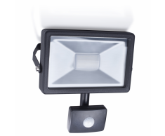 SMARTWARES Foco LED 20 W negro SL1-B20B