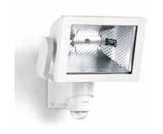 Steinel Foco con Sensor para el exterior, HS 500 Duo, color blanco