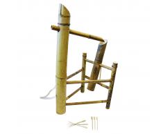 Ubbink Fuente de agua con cañas bambú Shishi Odoshi 1221602