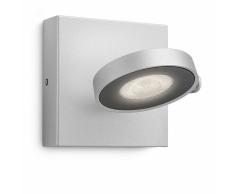 Philips myLiving Foco LED Clockwork 4,5 W plateado 531704816