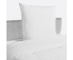 vidaXL 5 Juegos de sábanas algodón modelo rayas 155x220 / 80x80 cm