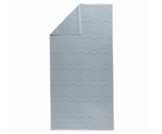 Sealskin Toalla Porto 140x70 cm gris 16361345812