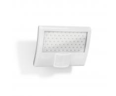Steinel Foco con Sensor curvado para el exterior, XLED, blanco