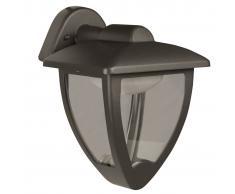 Luxform Lámpara de pared LED de jardín Luxembourg Down 230 V LUX1607Z