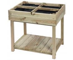 Nature Mesa de cultivo de madera FSC 6020514