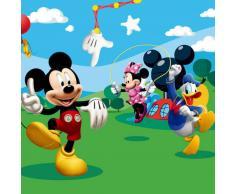 AG Design Papel de pared fotográfico Mickey Mouse FTD0253