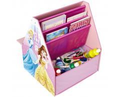 Disney Estantería de almacenaje princesas 52x51x60 cm rosa WORL660005