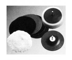Bosch Kit Plato Esponja Bonete Papel - S 24 - 0603004101