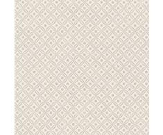 DUTCH WALLCOVERINGS Papel de pared diamante beige IW3102