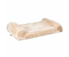 Kerbl Cama de gato para alféizar beige 36x56 cm 82656