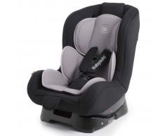 Babyauto Silla para coche de bebé Lolo 0+1 negra y gris 31201