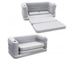 Bestway Sofá cama inflable 2 personas Multi Max II 75063