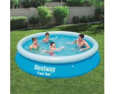 Bestway Set de piscina Fast Set redonda 366x76 cm 57273