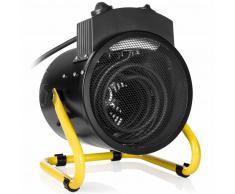 Tristar Calefactor de ventilador industrial KA-5061 3000 W negro