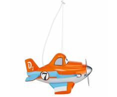 Philips Lámpara colgante Aviones Disney 3x3 W naranja 717595316