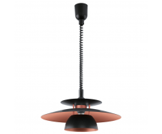 EGLO Lámpara colgante de techo, LED Brenda 31666