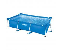 Intex Piscina Rectangular Frame 260x160x65 cm 28271NP
