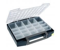 Raaco Caja organizadora Boxxser 80 5x10 20 compartimientos 134934 de