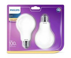 Philips Bombillas LED 2 unidades Classic 11,5 W 1521 lm 929001802771