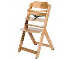Safety 1st Trona de madera Timba Basic natural 27980100