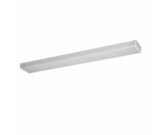 Massive Lámpara de techo LED Victoryline 112,6 cm blanca 355253110