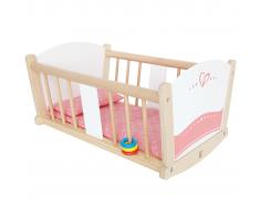 Hape Cuna para bebés de juguete, marca E3601