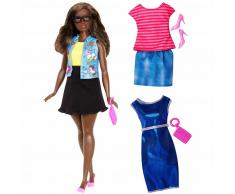 Barbie Muñeca Fashionistas Emoji Fun DTF02