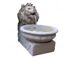 Ubbink Set fuente y estanque para el jardin , modelo Basel 1387068