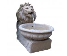 Ubbink Set fuente y estanque para el jardin Ubbink, modelo Basel 1387068
