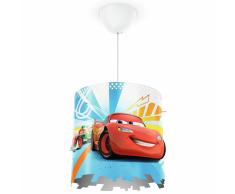 Philips Lámpara colgante de Cars Disney 23 W roja 717513216