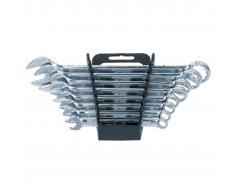 KS Tools KS Herramientas Llaves Combinadas en Estante 8pcs 8-19mm
