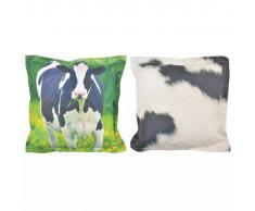 Esschert Design Cojin de exterior con vacas, S BK002